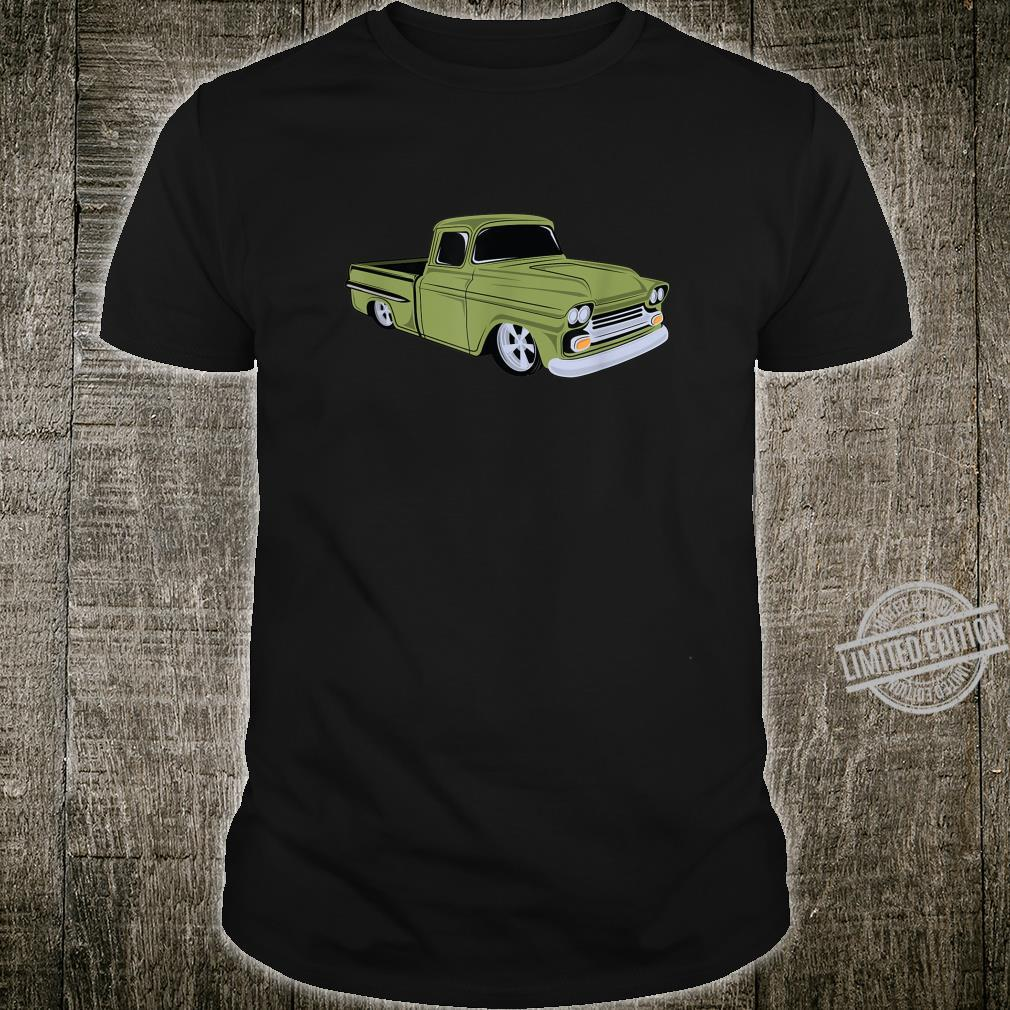 Vintage Lowrider Hot Rod Truck Shirt