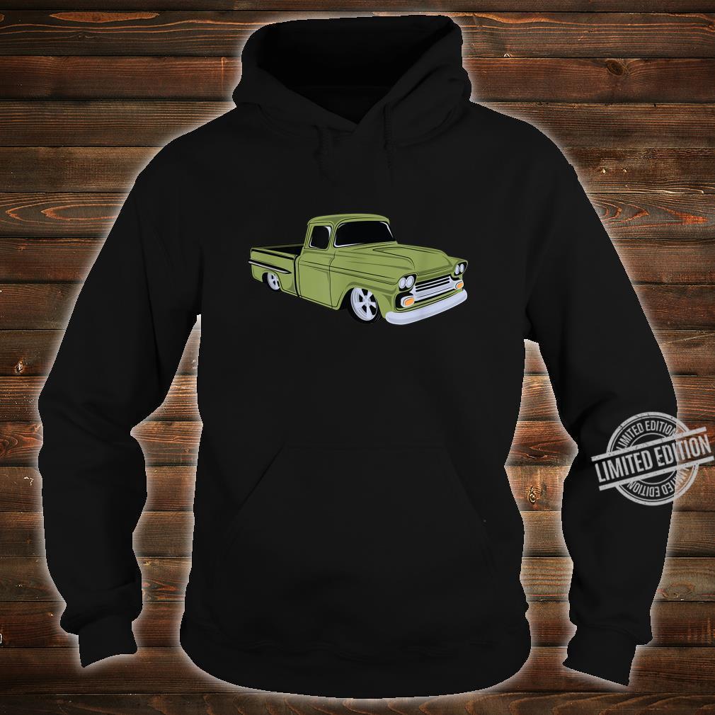 Vintage Lowrider Hot Rod Truck Shirt hoodie