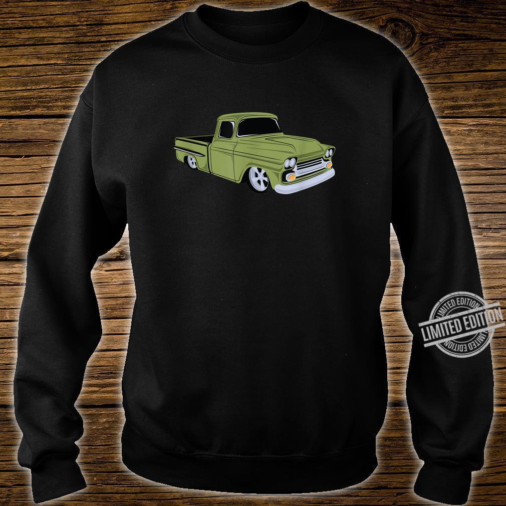 Vintage Lowrider Hot Rod Truck Shirt sweater