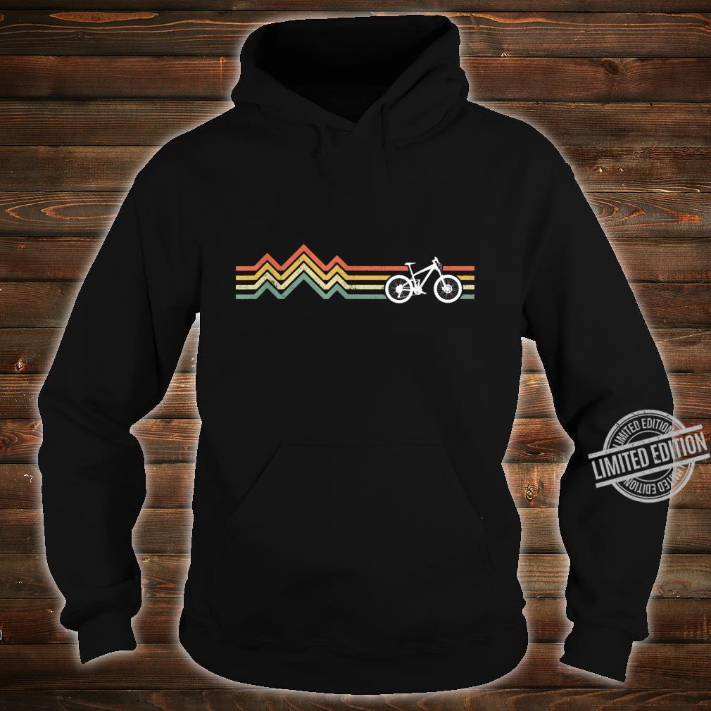 Vintage Mountainbike MTB Shirt hoodie
