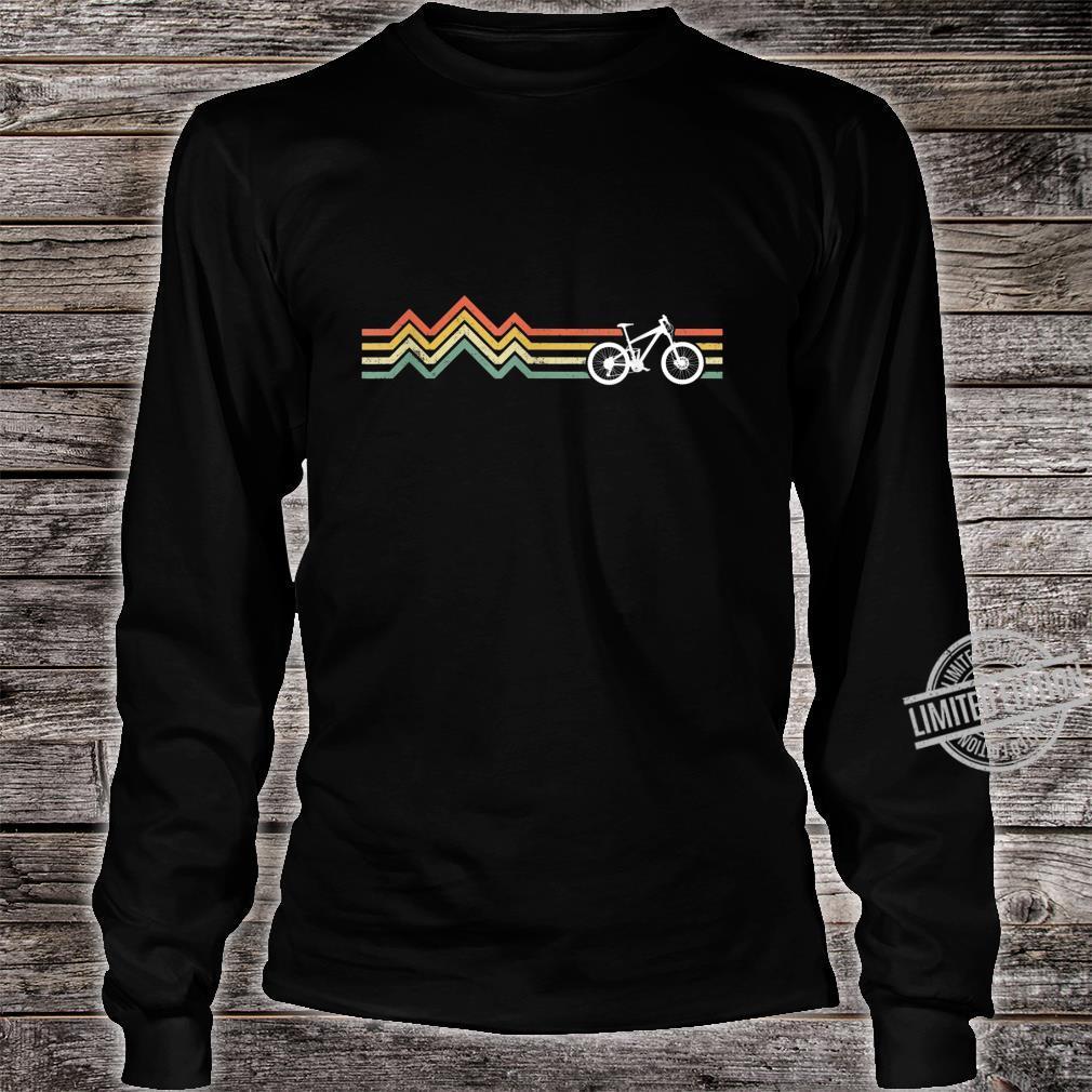 Vintage Mountainbike MTB Shirt long sleeved